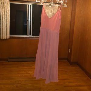 Wilfred peach dress